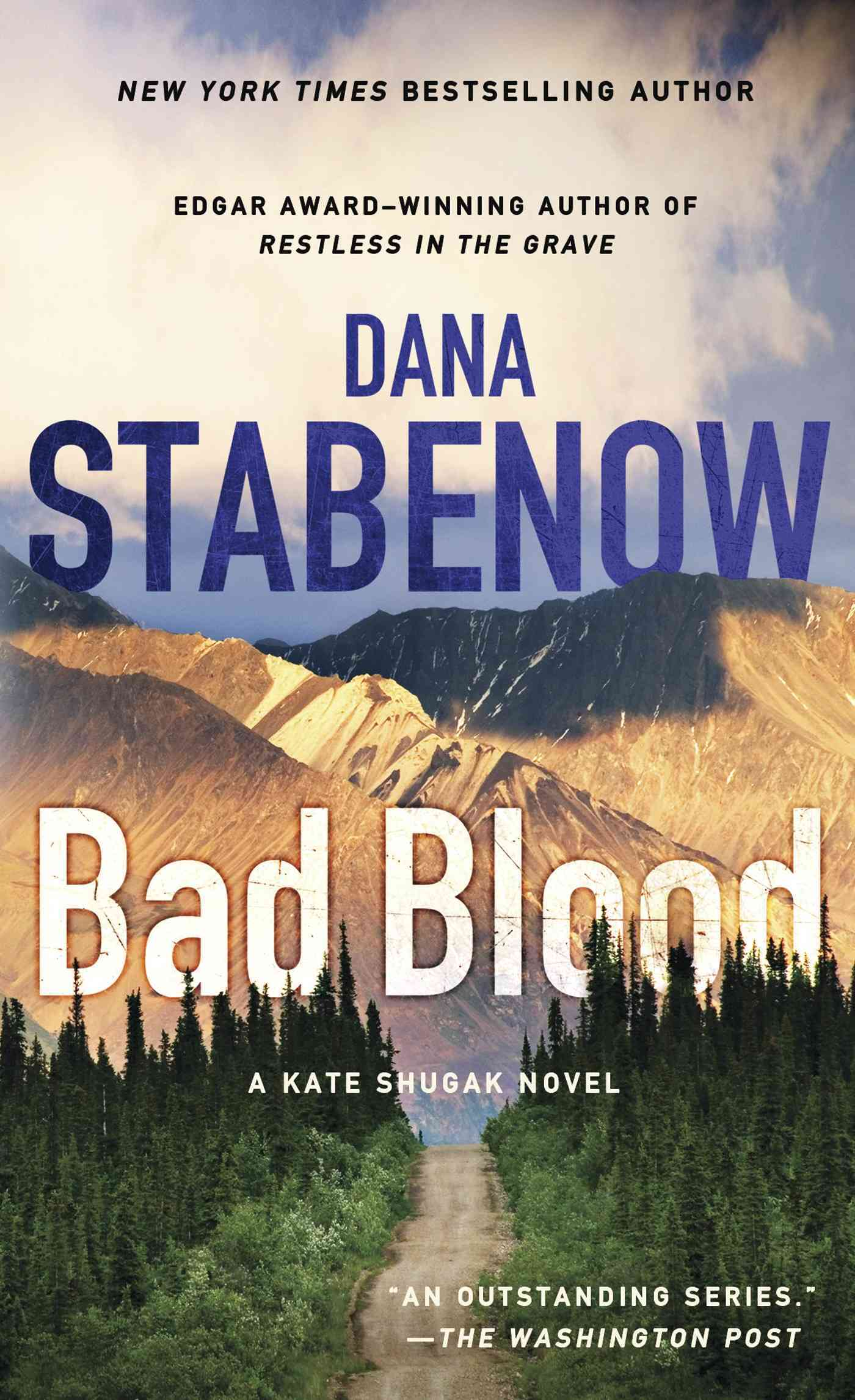 Bad Blood By Stabenow, Dana
